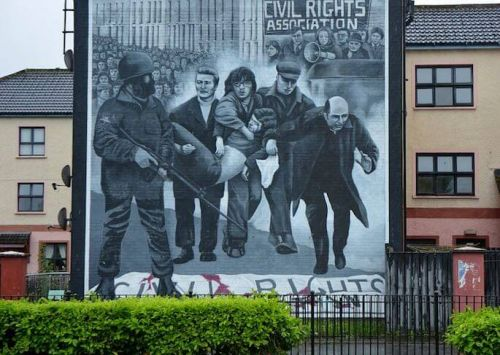 Justice and History from the Blues in Memphis to the Walls of Derry