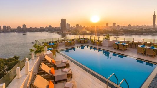 The best luxury hotels in Cairo, Egypt's magical capital
