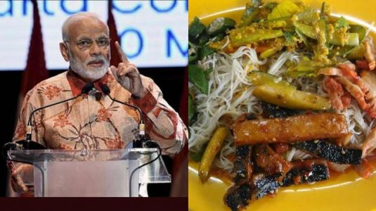 Modi in Singapore: Local vegetarian food the PM can eat in the city