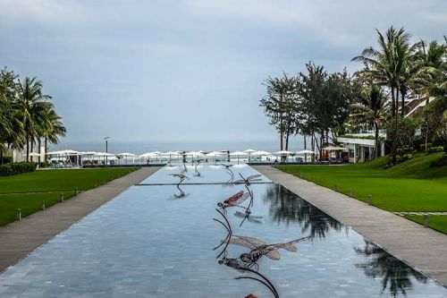 Pullman Danang Beach Resort and Spa Vietnam - Review