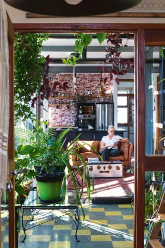 Inside a home-turned-gallery café: A nomadic couple return to Stratford and launch the Fenton Street Arts Collective