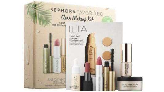 Sephora's Clean Makeup Kit Lets You Try Five Natural Products For Under $30
