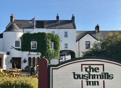 A Bushmills Immersion in Whiskey and Hospitality