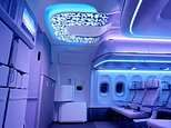 The 'smart' Airbus airline seats that monitor when you go to the toilet