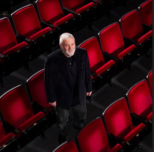 John Kander to receive a Signature Theatre honor named for an illustrious peer