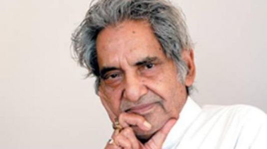 Poet-lyricist Gopaldas Neeraj dies at 93