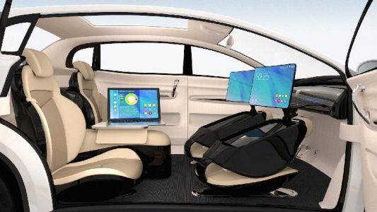 Autonomous Vehicles - Review By The Elderly