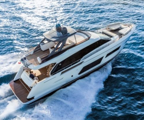 Ferretti Yachts 670 Asian Premiere Showcases Regional Favourite