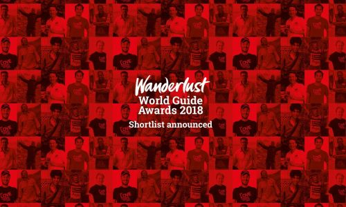 Wanderlust World Guide Awards 2018: The shortlist is announced!