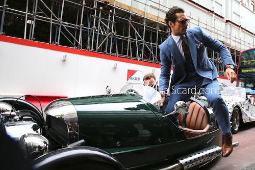 Experience The World Of Bespoke Tailoring