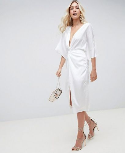 White Dresses Perfect for Each and Every Bridal Event