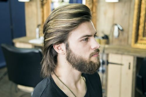 Male Hair and Beard Trends for 2018