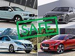 Crash test experts name the 10 safest new cars you can buy in Britain this year