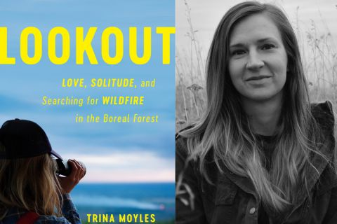 LOOKOUT: Love, Solitude and Searching for Wildlife in the Boreal Forest