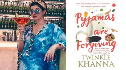 Sneak-peek: Twinkle Khanna's third book is Pyjamas are Forgiving