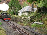The Landmark Trust's new retreat - a cottage in Snowdonia with its own railway stop