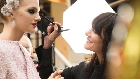 Chanel's makeup artist Lucia Pica decodes the 2019 Spring-Summer Haute Couture look