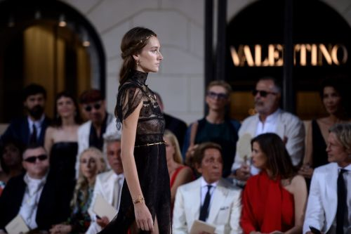 Valentino and Balmain's Parent Company Mayhoola Donates €1 Million to Fight Covid-19