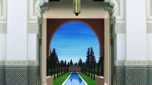 The Oberoi Hotel Marrakech is opening its doors in December