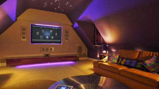 How to create the perfect man cave for technophiles