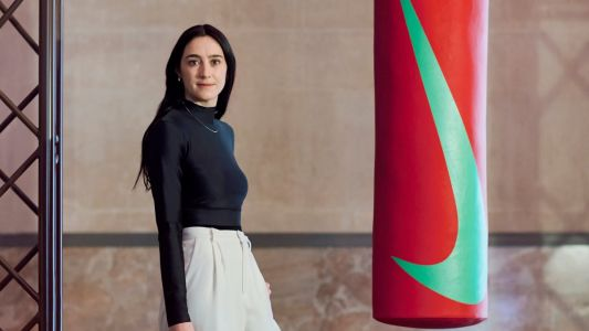 How Jessica Lomax Went From High-Fashion Designer to Nike's Design Director of Women's Apparel