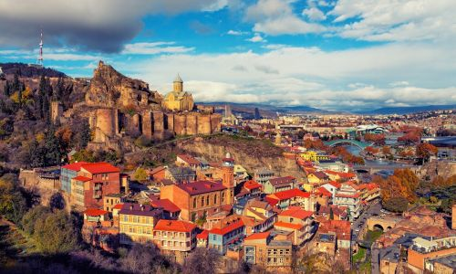 5 reasons to visit Tbilisi, Georgia