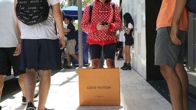 LVMH's Sales Are Rebounding, Thanks In Part to Supreme and Louis Vuitton