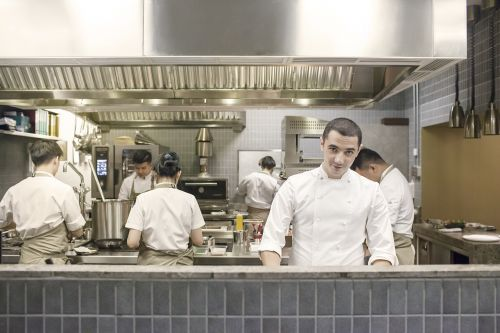 Les Amis and Odette are Singapore's newest three-Michelin-starred restaurants