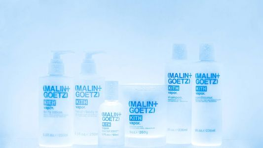 Kith teams up with Malin + Goetz for first ever skincare line