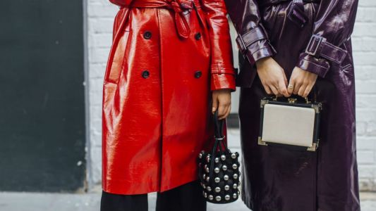 ICYMI: Bright-Red Street Style Inspiration, Justin Bieber's Yeezy-esque Clothing Line & Our Favorite Beauty Products of the Month