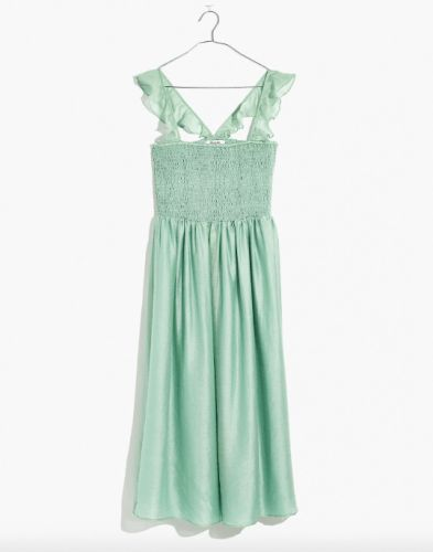 The Minty Dress Helping Tyler Live Out a Princess Lifestyle