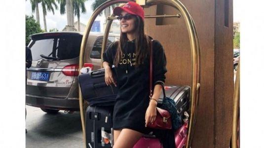 Miss World 2017 Manushi Chhillar is ready for new adventures. Her family cannot keep calm