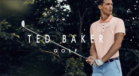 Ted Baker Golf Clothing - Has landed At Function 18