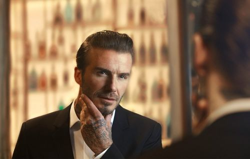 David Beckham Just Launched His Own Grooming Line and It Looks Awesome