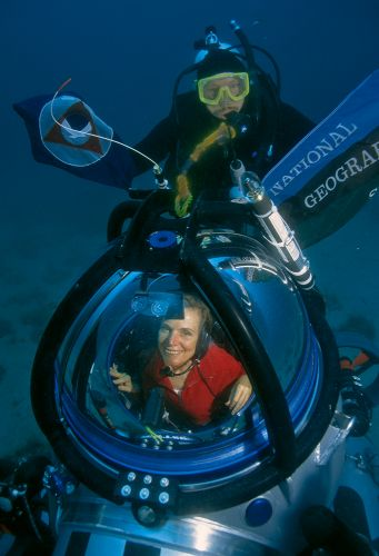Sylvia Earle, Hero for the Ocean