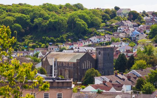 Town or village? The Welsh settlement that wants a referendum to decide