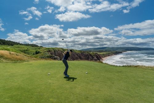 How to Experience Cabot Cliffs Golf Course When You Don't Golf