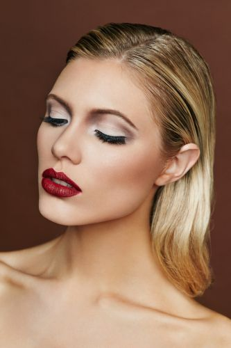 Check out this stunning shoot we did using only Maybelline products