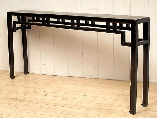 49 Fresh Dark Wood Console Table Pictures