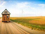 Tiny home on wheels clocks up 45,000 miles on the road