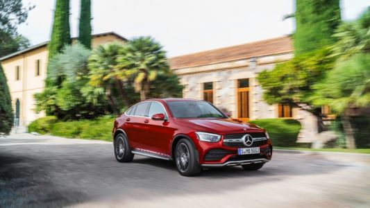 Mercedes-Benz unveils the GLC 300 Coupe, its new G-Class SUV