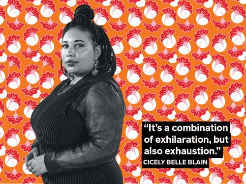 Cicely Belle Blain Is Proving That It's Possible To Unlearn Prejudice