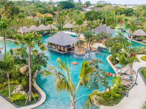 Movenpick Resort & Spa Jimbaran Bali Review
