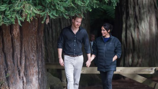 Meghan Markle Wore a Thing: Birdies Flats in New Zealand Edition