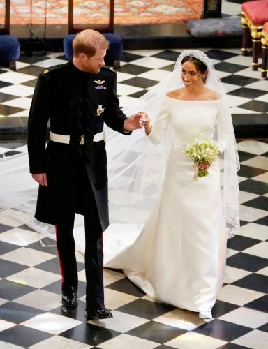 Meghan Markle's Givenchy wedding gown was beautiful. But the woman wearing it was unforgettable