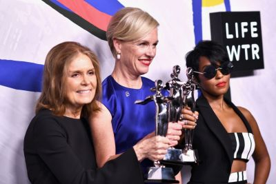 At CFDA awards, the biggest stars of American fashion are activists and foreign-born designers