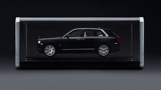 Rolls-Royce, LEGO, and Swarovski Celebrate Our Love For High-Performance Cars With Prestigious Imitations