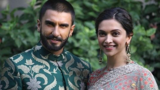 Deepika and Ranveer's wedding clothes being taken to Lake Como. Watch video