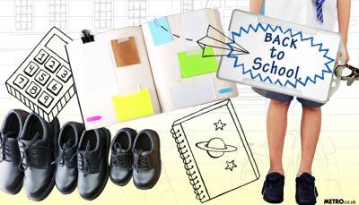 It's time to get your kids ready for school again - here are some things to consider