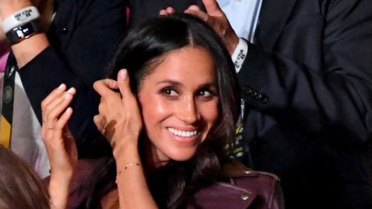 Meghan Markle Aces Her First Official Appearance With Prince Harry